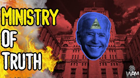 Biden To Create MINISTRY OF TRUTH? - This Is CRAZY!