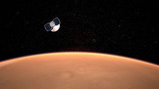 NASA Just Landed Another Probe On Mars