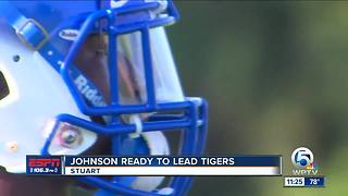 George Johnson Ready to Lead Martin County - Video
