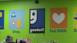 Many people forget Goodwill when it comes to buying clothes - Video