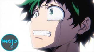 Top 10 Heroic Moments in Anime - Video