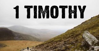 1 Timothy 1:1-3 PODCAST
