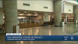 Safety measures at Tucson International Airport