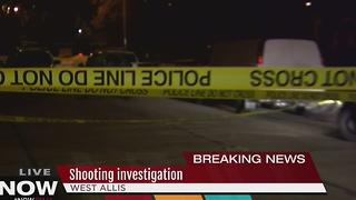 Fatal shooting reported in West Allis