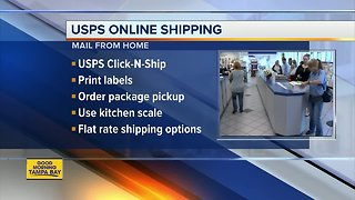 Busiest shipping week starts today