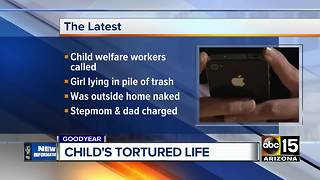 New information revealed in case of Goodyear child abuse - Video
