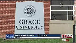 Grace University to close - Video
