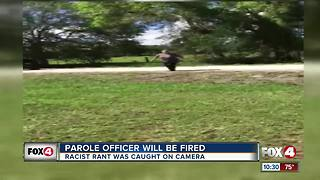Parole Officer Will Be Fired - Video