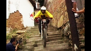 Extreme Mexican Mountain Biking - Video