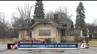 Tearing down abandoned homes to help neighborhoods move forward - Video