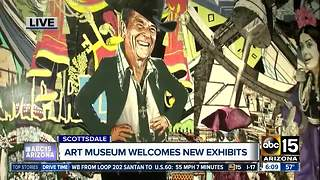 New art from the world arrives in Scottsdale - Video