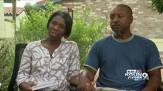 Tucson couple speaks out about daughter killed in car crash - Video