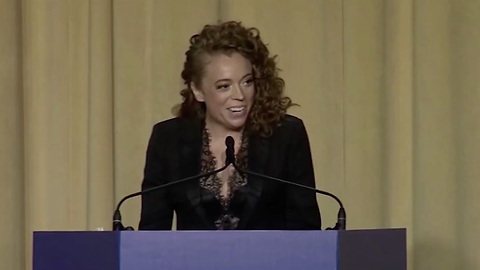 Michelle Wolfs Full Speech At The 2018 White House Correspondents Dinner
