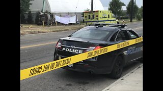 35-year-old man dies in crash on Woodhill Road in Cleveland