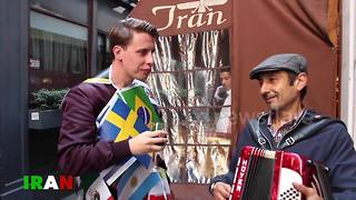 Guy drinks 32 drinks for 32 World Cup-participating countries in epic bar crawl - Video