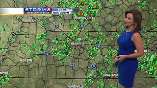 Bree's Evening Forecast: Mon. June 12, 2017 - Video