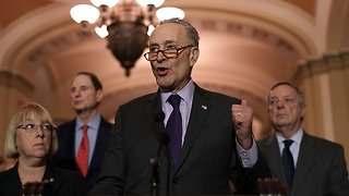 Schumer Meets With Trump On Funding Deal As Feds Prepare For Shutdown - Video