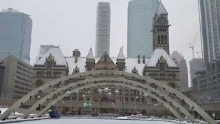 City of Toronto sets guidelines for getting outside this winter