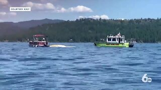 At least two dead after plane collision over Lake Coeur d'Alene