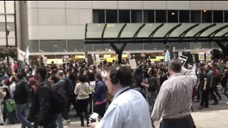 Protesters March After Chicago Cop Found Guilty of Killing Black Teen - Video