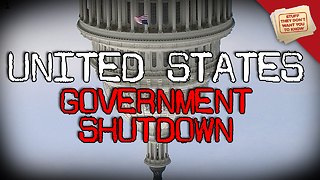 Stuff They Don't Want You to Know: When Governments Shut Down - Video