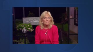 Full interview with Dr. Jill Biden