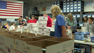 Forgotten Soldiers Outreach sends care packages abroad - Video