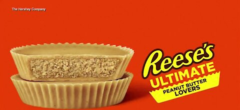 Reese's offers peanut butter on peanut butter cup