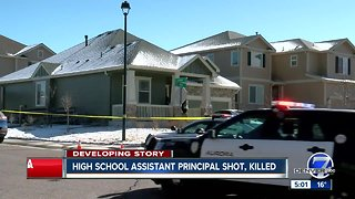 Man shot and killed in dispute with neighbor is assistant principal, former CU football player