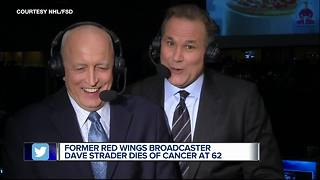 Saying goodbye to Dave Strader