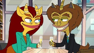 Big Mouth Hormone Monster & Monstress Top 10 FUNNIEST Moments - Video