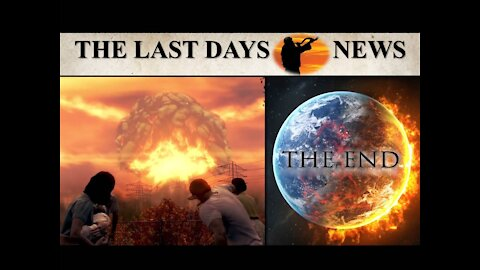 Urgent Bible Prophecy Update - May 14, 2021