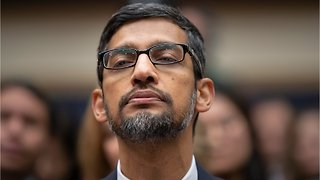 Google CEO Remains Silent About Meeting With U.S. President Donald Trump