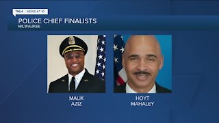Search for Milwaukee's next police chief temporarily suspended