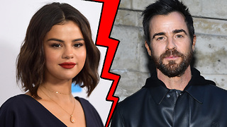 Selena Gomez DUMPED By Justin Theroux! - Video