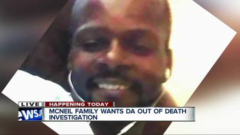 Family wants SD District Attorney out of death investigation
