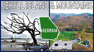 Fall 2018 Episode 2: From Jekyll Island to the North Georgia Mountains