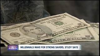 Millennials make for strong savers, budgeters, study says - Video