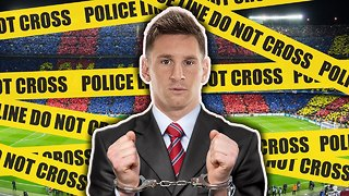 Lionel Messi In Billion Dollar Fraud Scam! | #VFN - Video