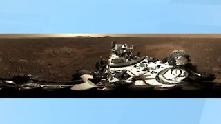 NASA's Perseverance Rover Captures Panoramic View Of Mars