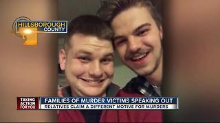 Victim's family speaking out after Tampa Palms 'neo-Nazi' killings - Video