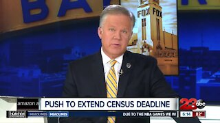 Coalition pushing to extend census deadline