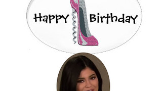 Shoes Glorious Shoes. Happy Birthday Kylie Jenner - Video