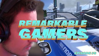 Remarkable Gamers: El piloto virtual