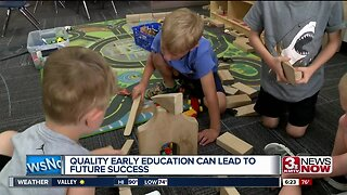 Early Education Leads to Success