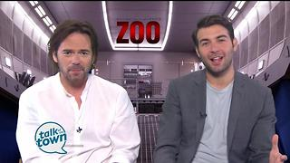 James Wolk & Billy Burke Preview New Season of hit CBS Show