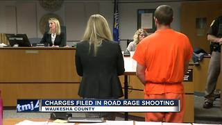 Menomonee Falls road rage incident ends in shooting - Video