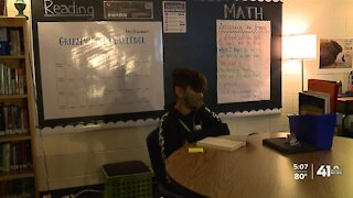 Students in NKC Schools see success with hybrid learning