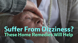 10 Home Remedies for Dizziness - Video