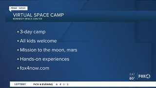 Kennedy Center offers virtual space camp